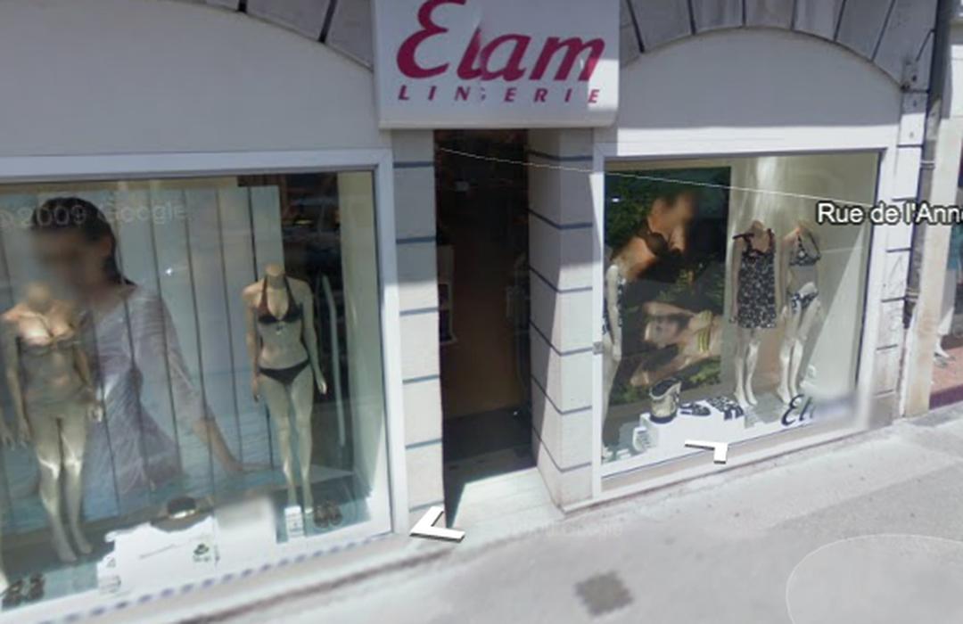 Foto vom 5. Februar 2016 18:52, Etam, 12 Rue Royale, 74000 Annecy, Frankreich