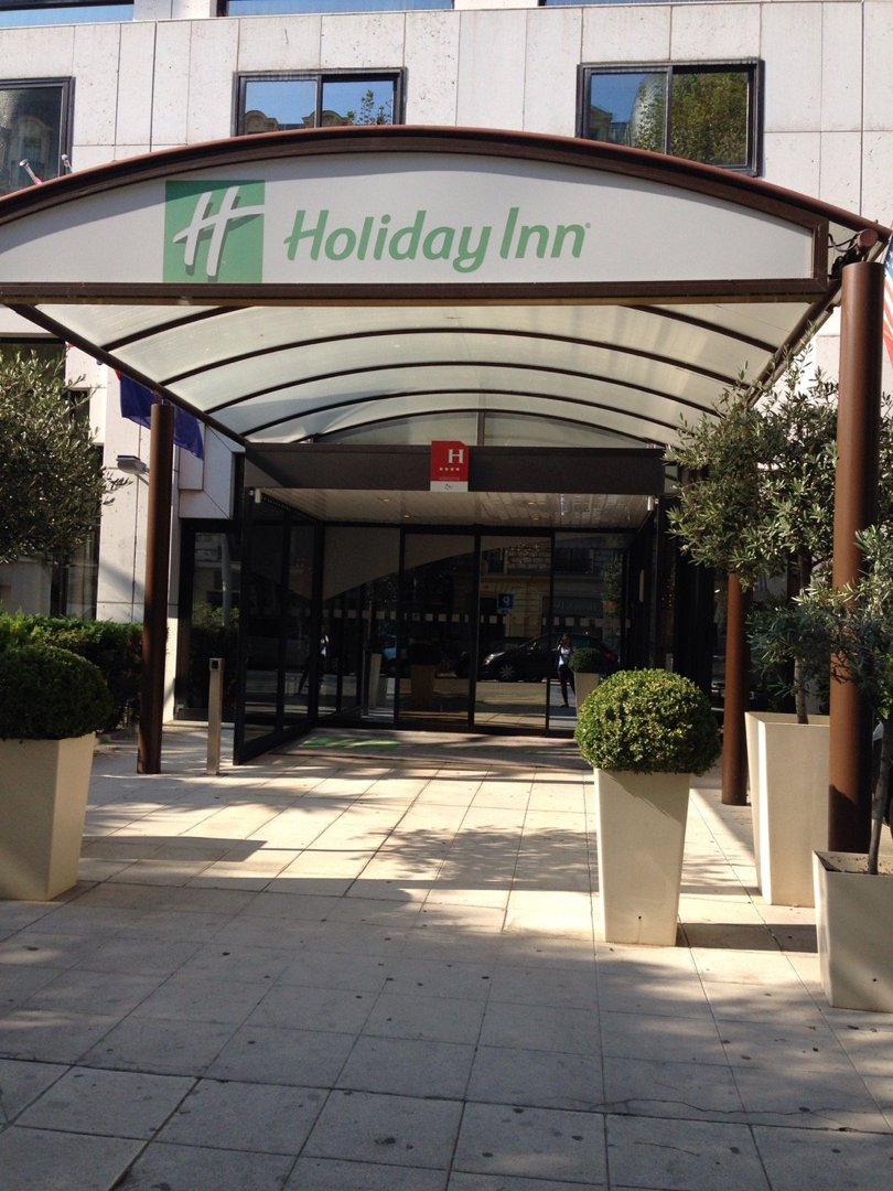 Photo of the September 9, 2016 2:32 PM, Holiday Inn Nice, 20 Boulevard Victor Hugo, 06000 Nice, France