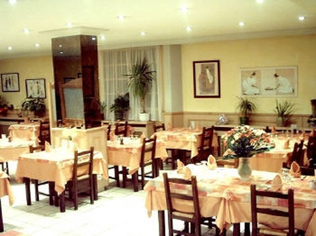 Restaurant - Logis Hôtel Bellevue , Annecy