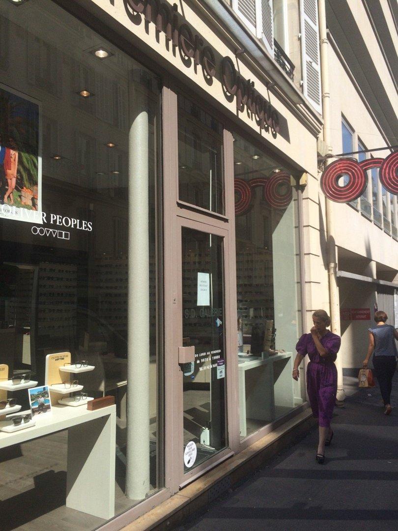 Foto del 26 de agosto de 2016 11:43, Première Optique, 39 Rue de Berri, 75008 Paris, Francia