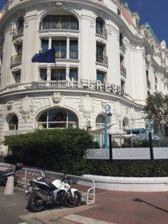 Photo of the September 9, 2016 12:19 PM, Le Negresco, 37 Prom. des Anglais, 06000 Nice, France