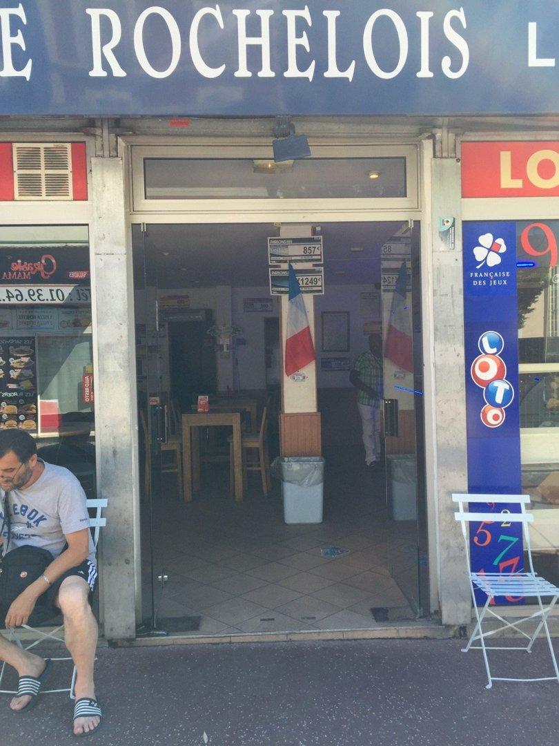 Foto vom 25. August 2016 12:35, Le Rochelois, 70 Rue de la Barre, 95880 Enghien-les-Bains, Frankreich