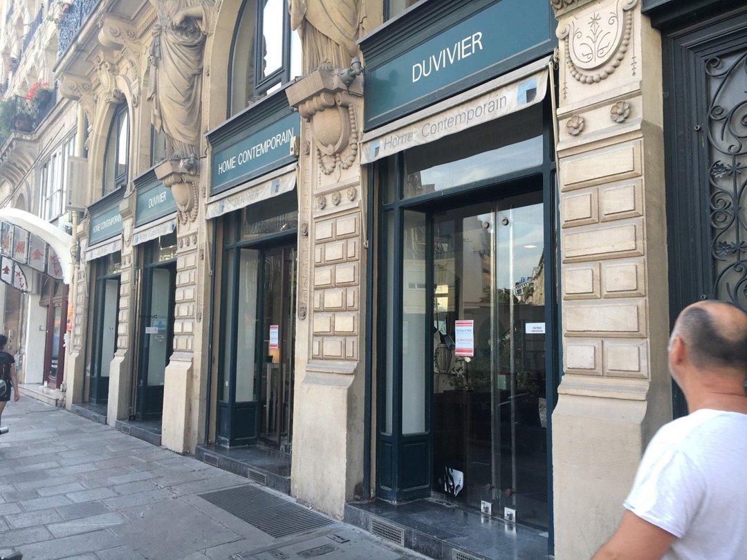 Foto del 26 de agosto de 2016 12:18, Duvivier Canapés - Les Halles, 19 Rue des Halles, 75001 Paris, Francia