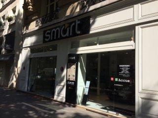 Photo of the August 26, 2016 9:55 AM, smart center Neuilly sur Seine, 110 Avenue Achille Peretti, 92200 Neuilly-sur-Seine, France