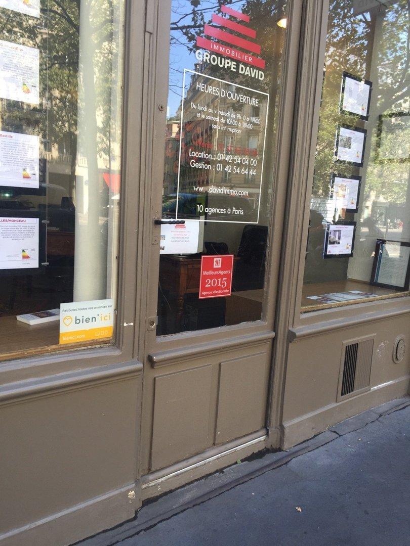 Foto del 26 de agosto de 2016 11:56, David Immobilier, 71 Boulevard de Courcelles, 75008 Paris, Francia