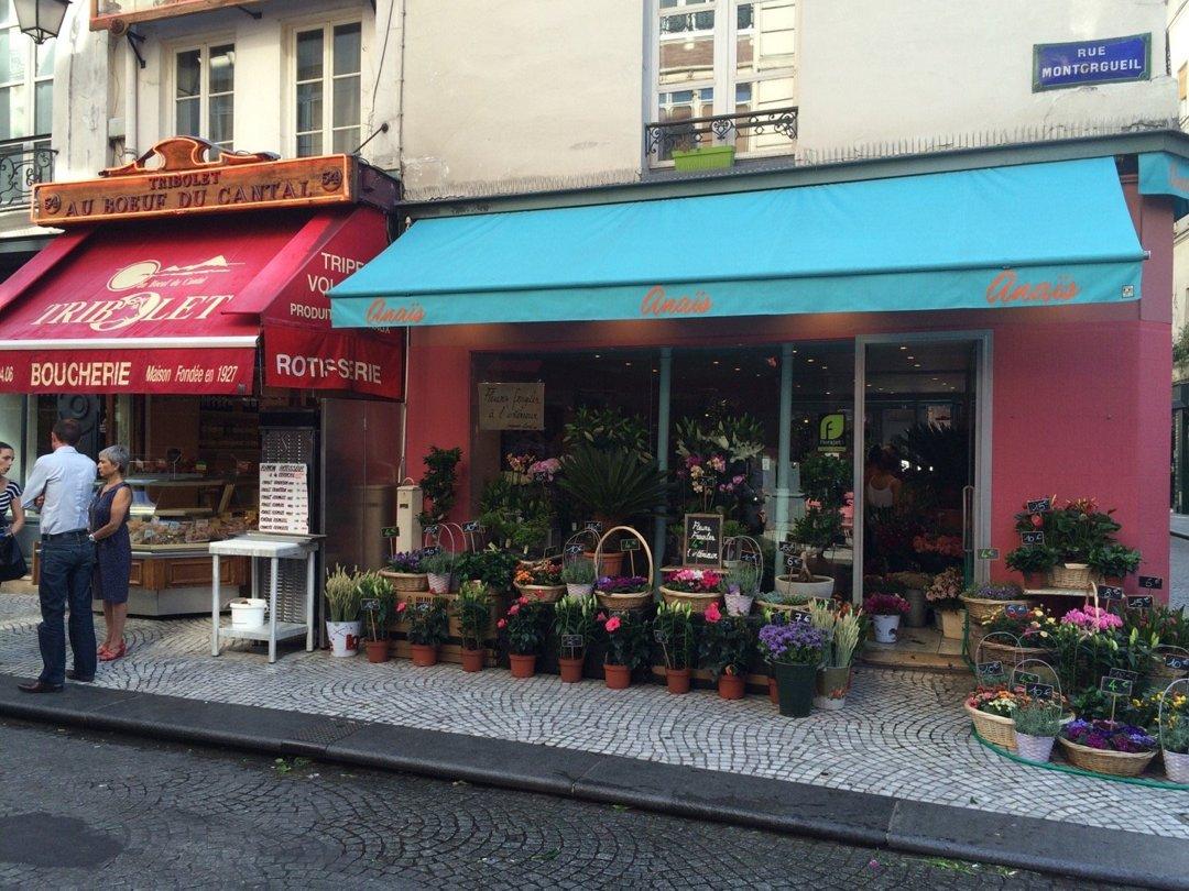 Foto del 26 de agosto de 2016 9:05, Anaïs, 52 Rue Montorgueil, 75002 Paris, Francia