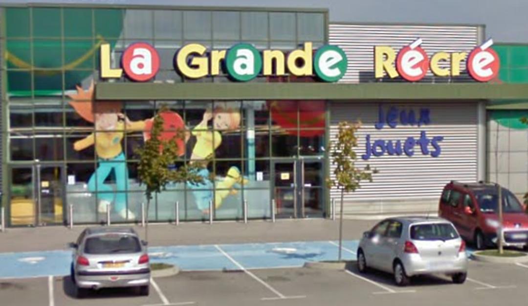 Toy Store - La Grande Récré , Epagny