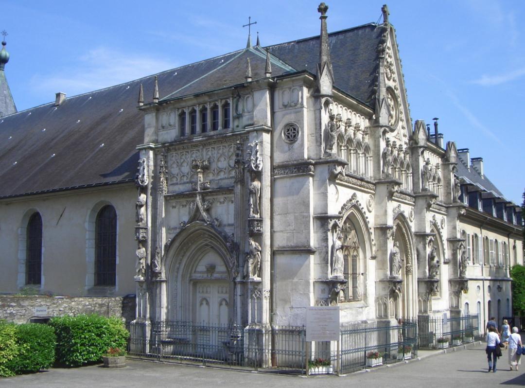 Photo of the February 5, 2016 6:52 PM, Abbaye d'Hautecombe, 73310 Saint-Pierre-de-Curtille, France