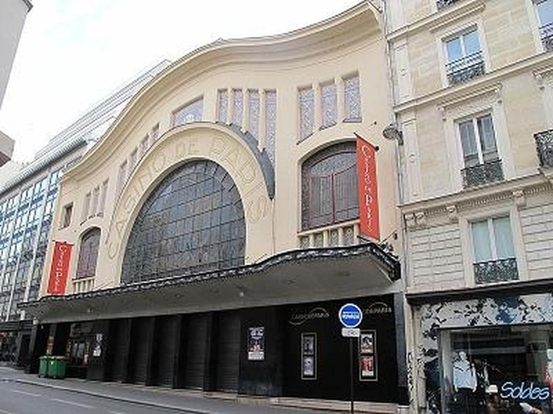 Foto vom 5. Februar 2016 18:51, Casino de Paris, 16 Rue de Clichy, 75009 Paris, Frankreich
