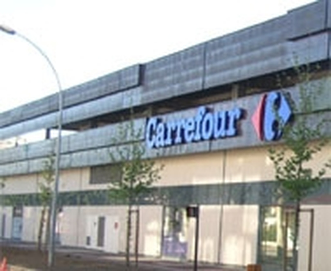 Supermarket - Carrefour Annecy , Annecy