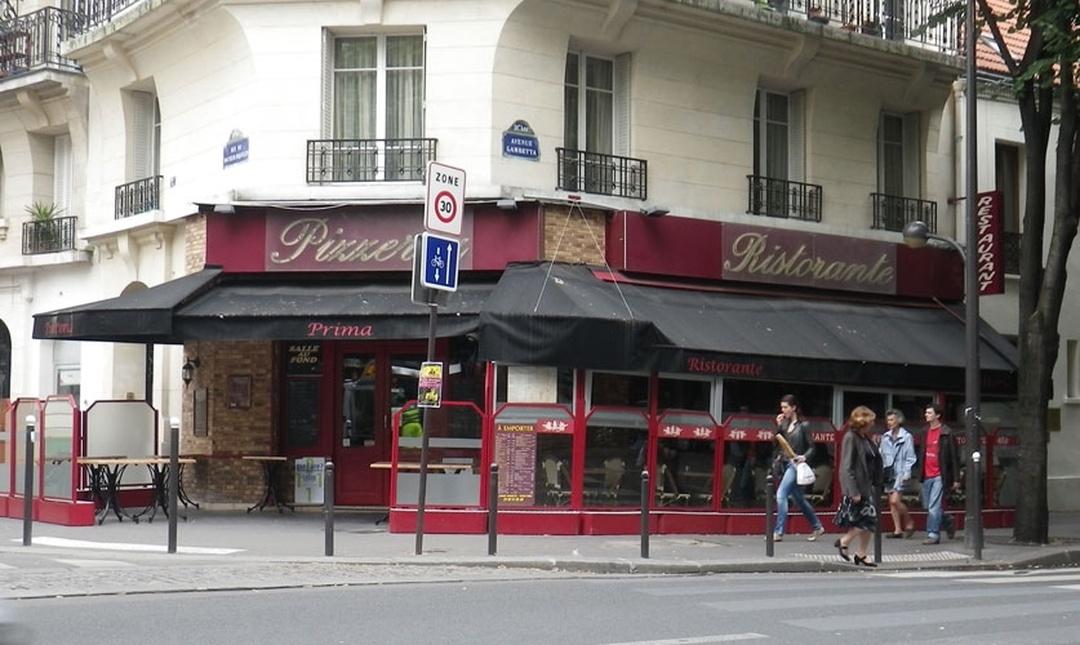 Foto del 5 de febrero de 2016 18:52, Ristorante Prima, 68 Avenue Gambetta, 75020 Paris, Francia