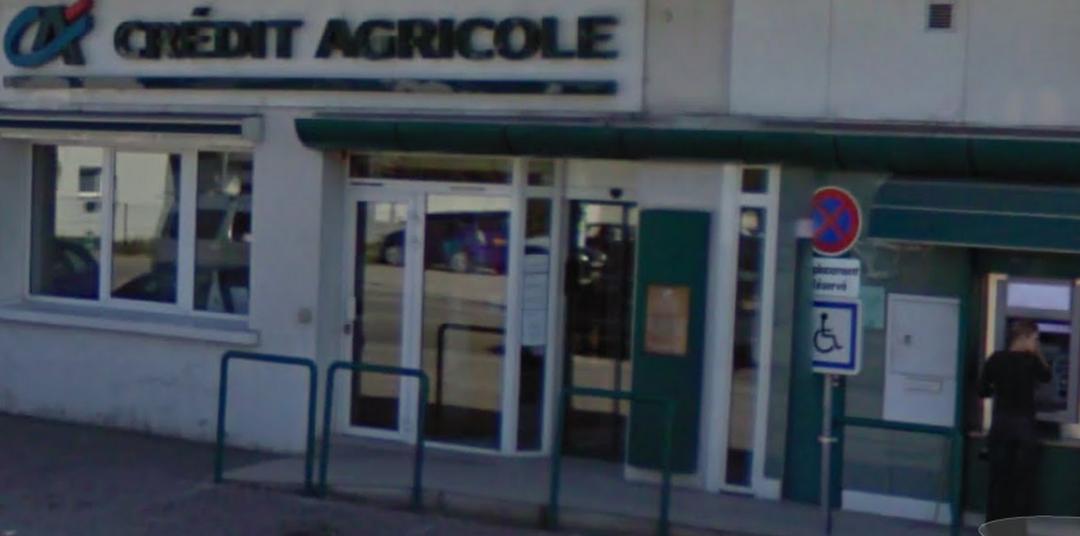 Bank - Crédit Agricole des Savoie , Sillingy