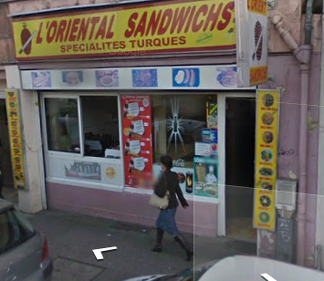 Fast Food Restaurant - Oriental Sandwichs , Annecy