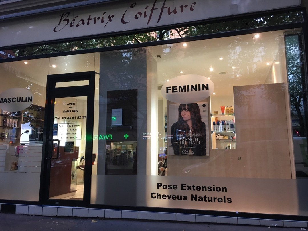 Photo du 29 septembre 2016 17:14, Béatrix Coiffure Sté, 127 Avenue Gambetta, 75020 Paris, France