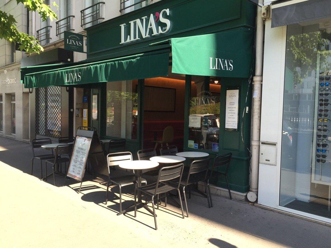 Foto del 26 de agosto de 2016 8:34, LINA'S, 156 Avenue Charles de Gaulle, 92200 Neuilly-sur-Seine, Francia