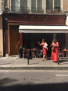 Photo du 26 août 2016 12:15, Végét'Halles, 41 Rue des Bourdonnais, 75001 Paris, Francia