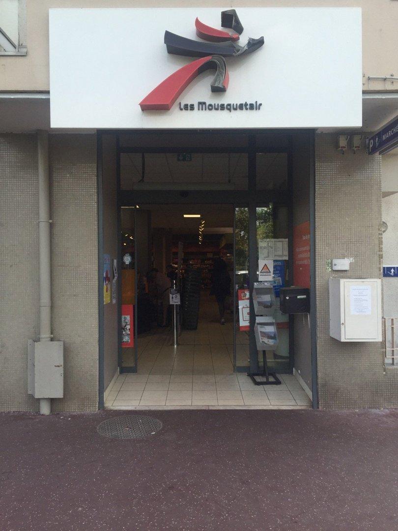 Photo du 8 juillet 2016 13:45, Intermarché Express, 6 Rue des Écoles, 95880 Enghien-les-Bains, France