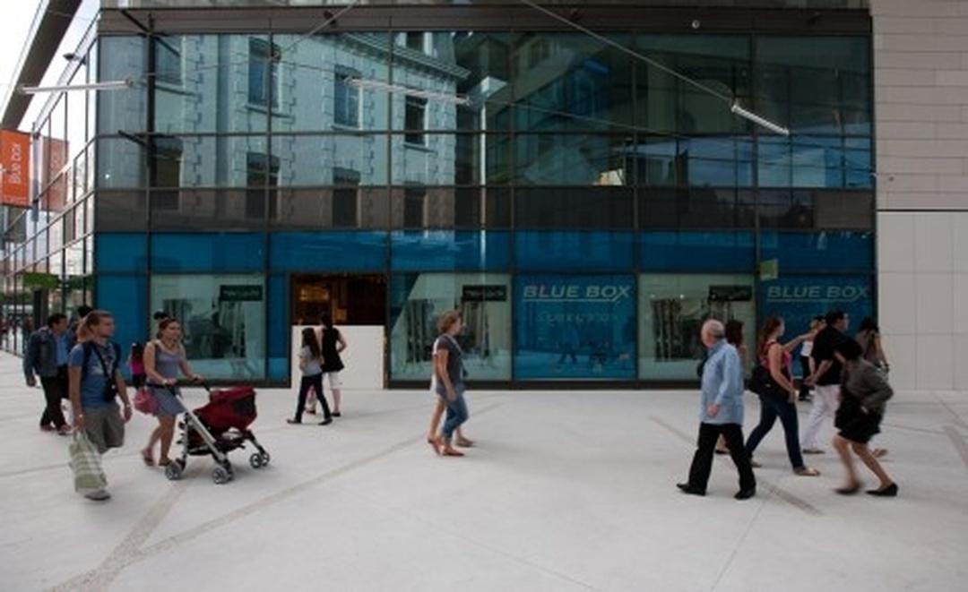 Magasin de vêtements - Blue Box , Grenoble