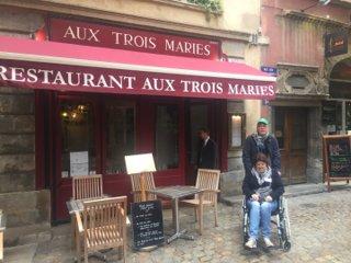Photo du 6 octobre 2016 12:38, Aux Trois Maries, 1 Rue des 3 Maries, 69005 Lyon, France
