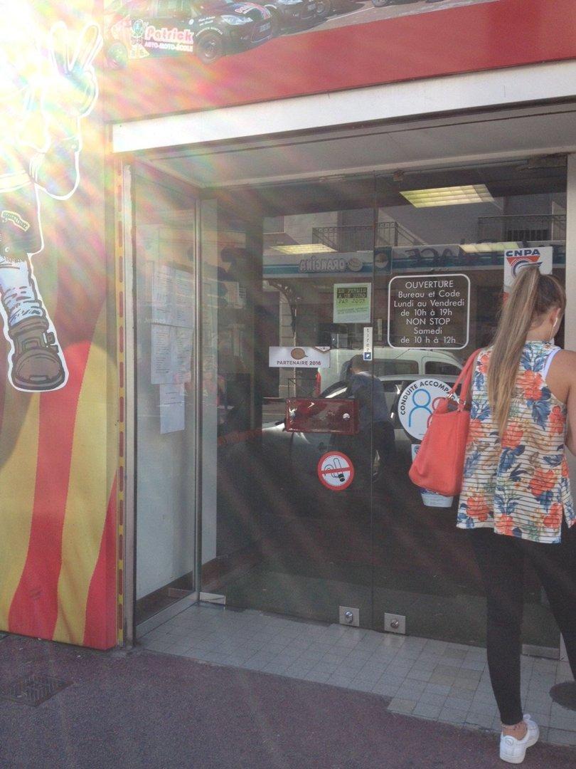 Photo du 7 septembre 2016 14:33, Auto-Moto Ecole Patrick, 8 Avenue Julien Panchot, 66000 Perpignan, France