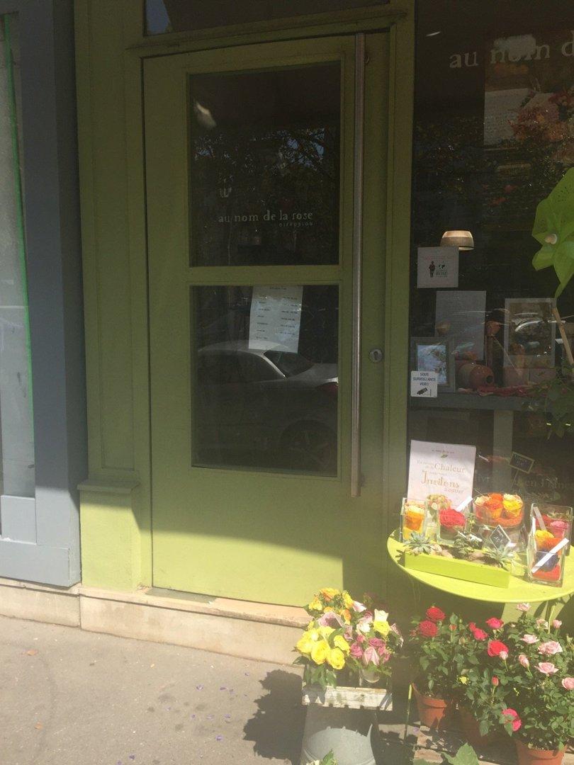 Foto vom 26. August 2016 11:04, Au Nom De La Rose, 130 Avenue Charles de Gaulle, 92200 Neuilly-sur-Seine, Frankreich