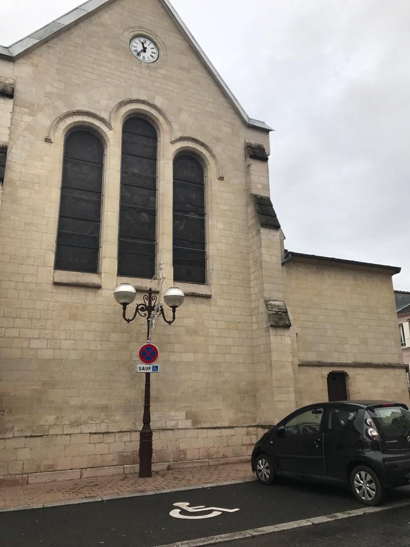 Foto vom 5. Januar 2018 10:38, 4 Place du Cardinal Mercier, 4 Place du Cardinal Mercier, 95880 Enghien-les-Bains, France