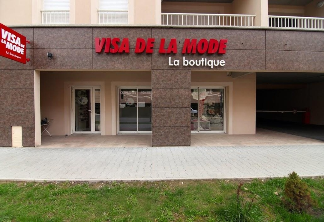 Tienda de botas - Visa de la mode , Mende
