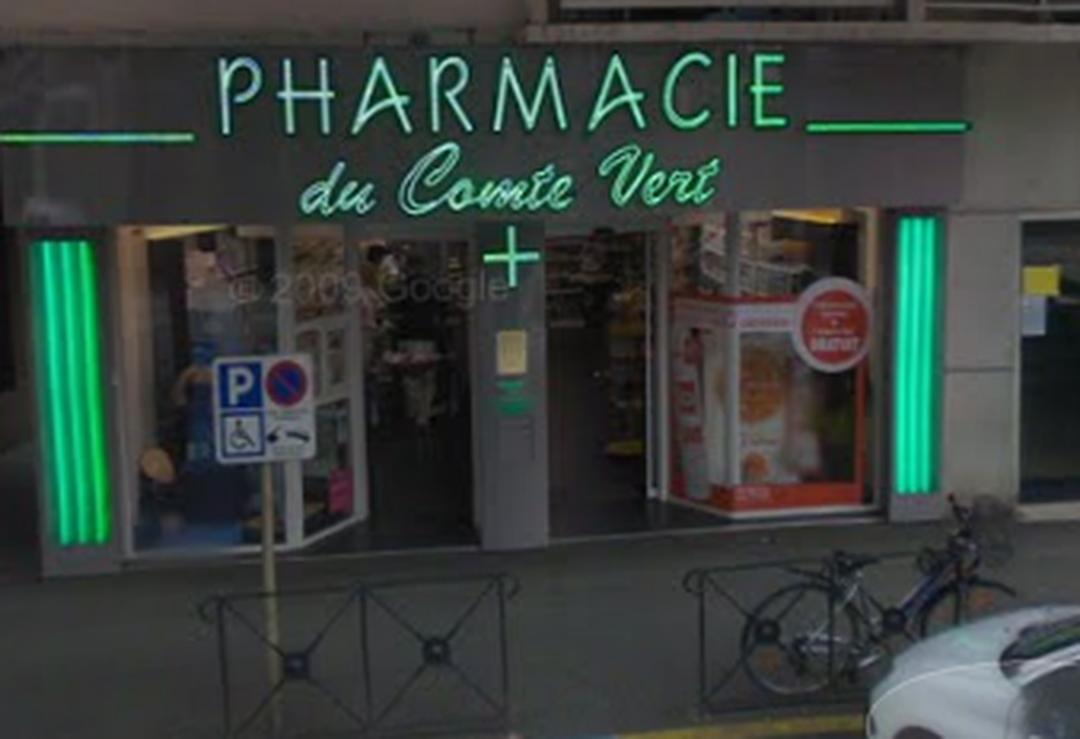 Photo du 5 février 2016 18:52, PHARMACIE DU COMTE VERT, 371 Avenue du Comte Vert, 73000 Chambéry, France