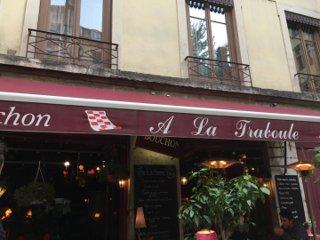 Photo du 6 octobre 2016 13:35, Restaurant à la Traboule, 3 Place du Gouvernement, 69005 Lyon, France