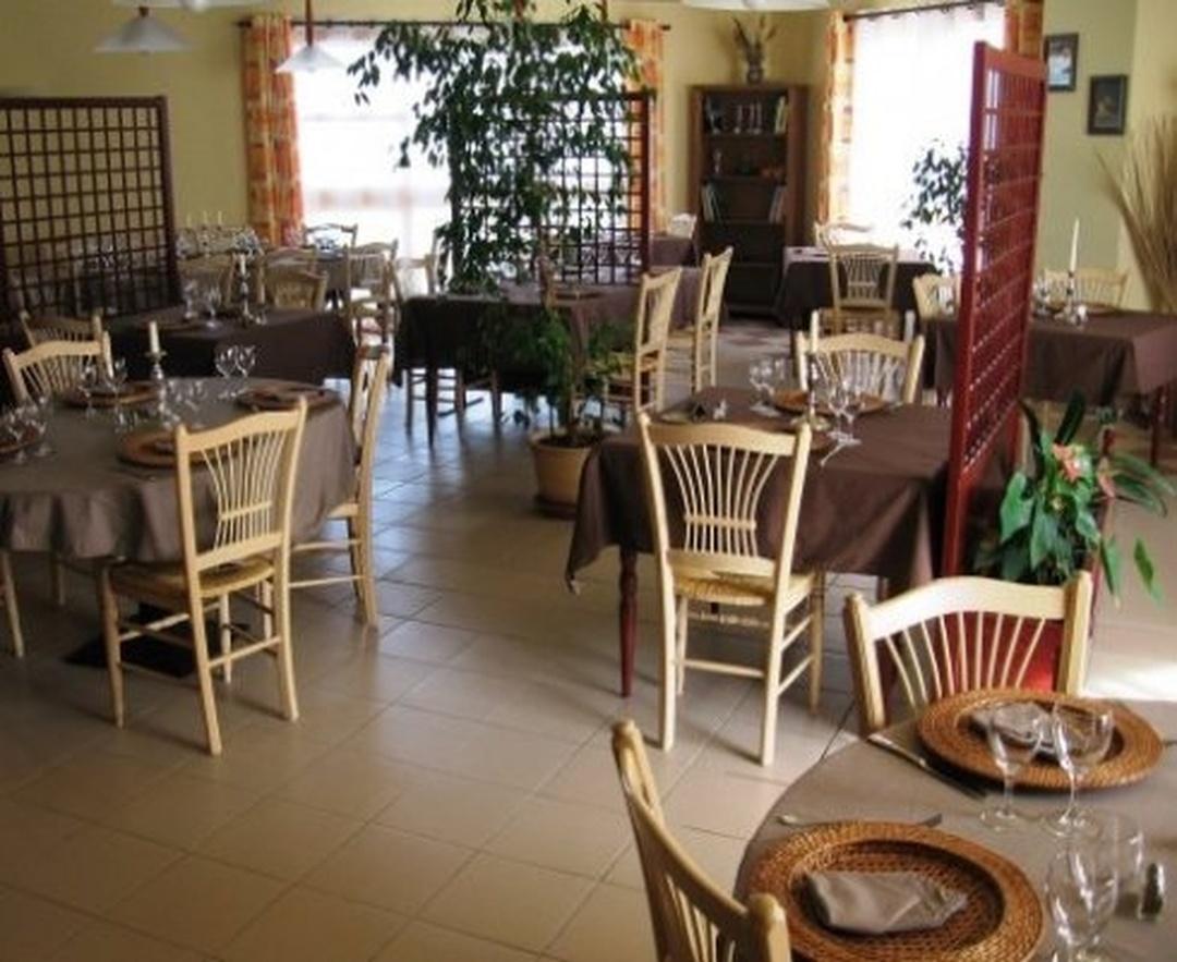 Restaurant - Auberge De La Méouge , Barret-sur-Méouge