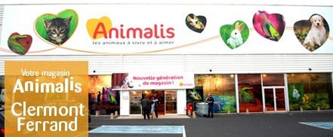 Foto vom 5. Februar 2016 18:55, Animalis Clermont-Ferrand, 218 Boulevard Gustave Flaubert, 63000 Clermont-Ferrand, Frankreich