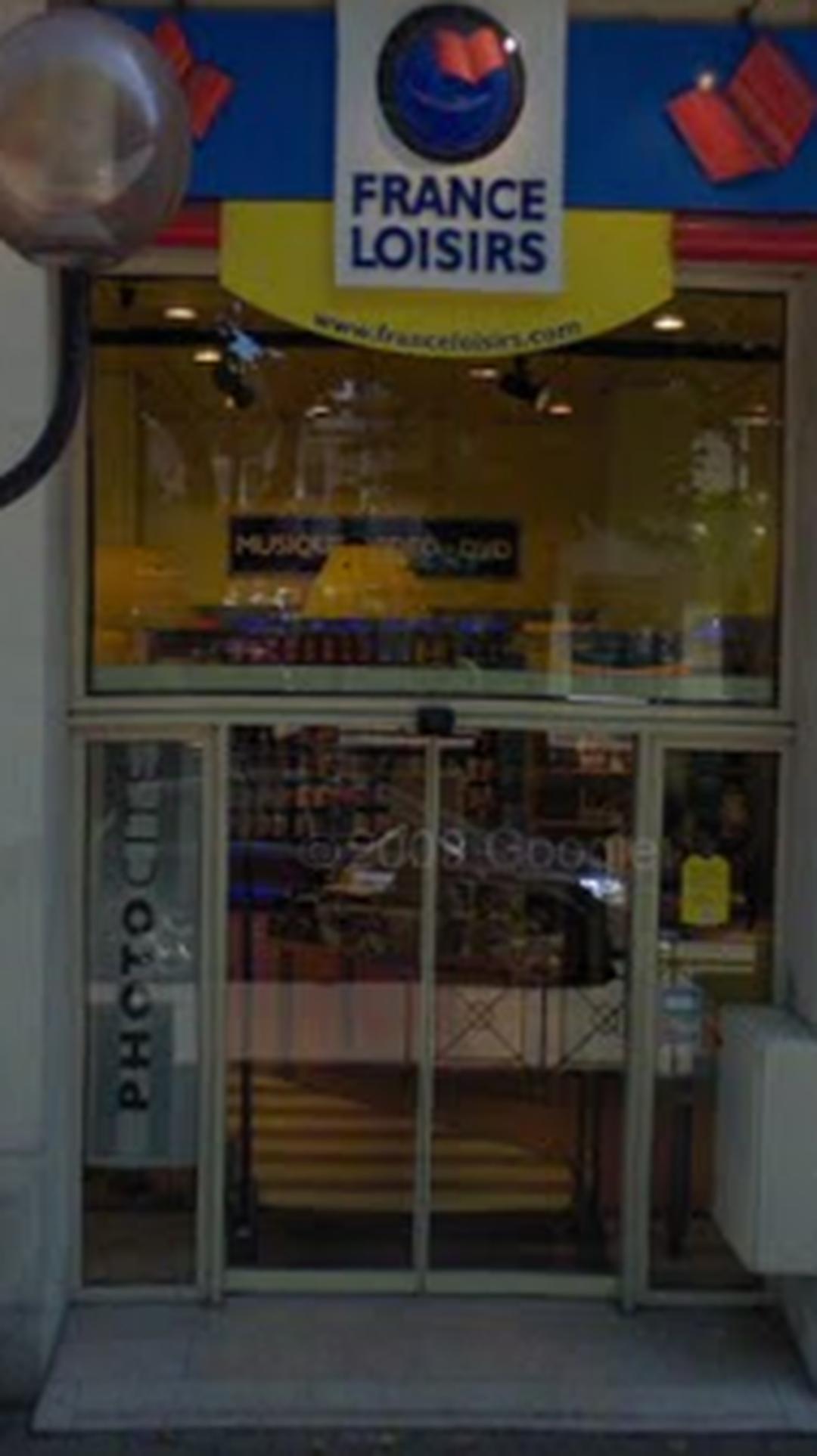 Store - France Loisirs , Chambéry