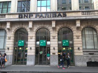 Photo du 18 octobre 2016 13:28, BNP Paribas - Lyon Grenette, 39 Rue Grenette, 69002 Lyon, France