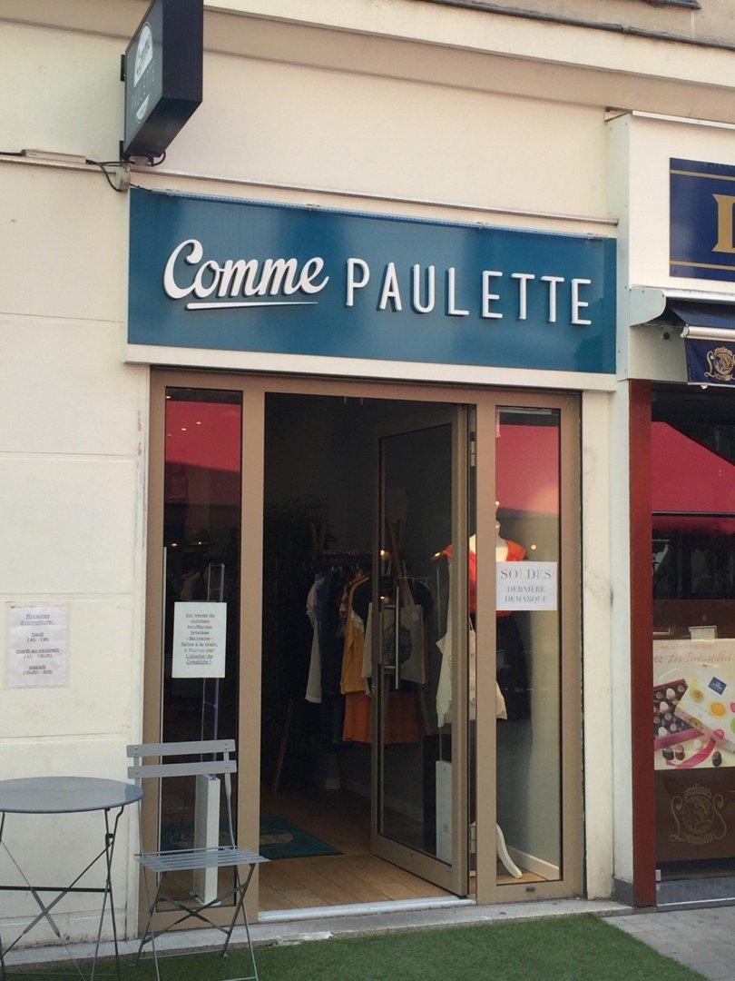 Photo du 20 juillet 2016 10:07, Comme Paulette, 4 Rue des Carmes, 44000 Nantes, France