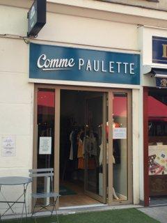 Foto vom 20. Juli 2016 10:07, Comme Paulette, 4 Rue des Carmes, 44000 Nantes, France