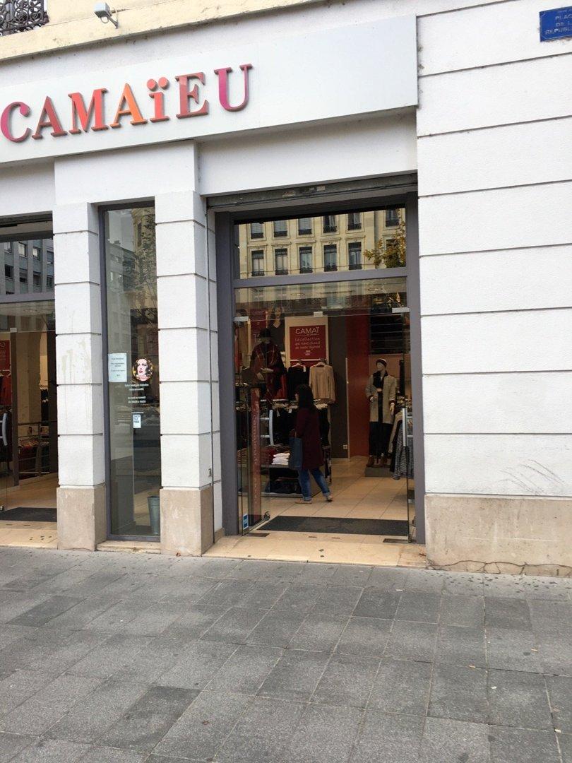 Photo du 18 octobre 2016 13:32, Camaïeu, 44 Place de la Republique, 69002 Lyon, France