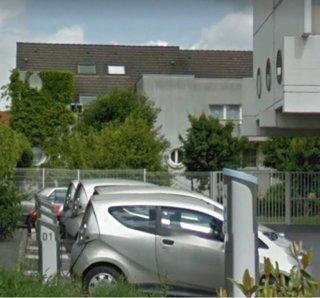 Photo du 1 novembre 2016 14:59, Autolib, 13 Rue Léon Blum, 92220 Bagneux, Frankreich