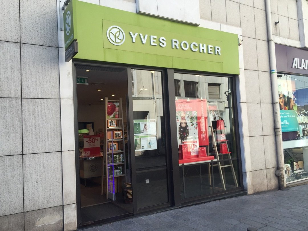 Photo of the July 7, 2016 8:00 AM, Yves Rocher, 35 Rue du Général de Gaulle, 95880 Enghien-les-Bains, France