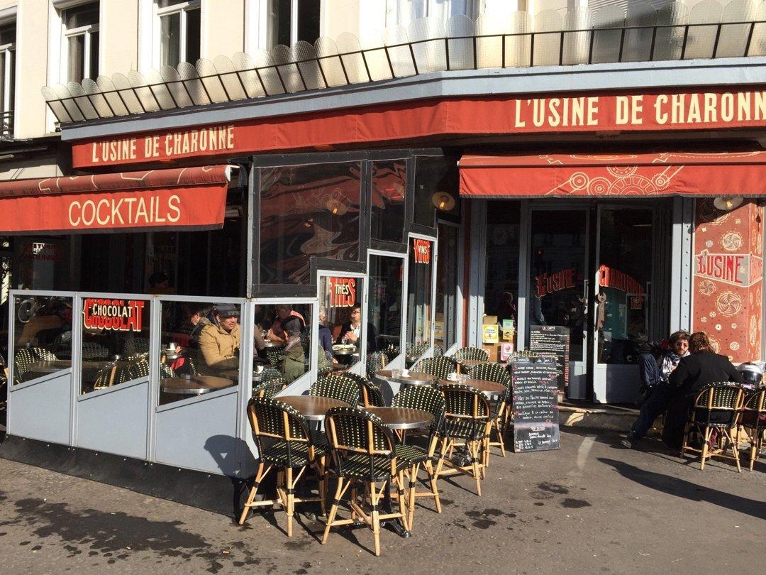 Foto vom 21. Oktober 2016 12:00, L'Usine de Charonne, 1 Rue d'Avron, 75020 Paris, Frankreich