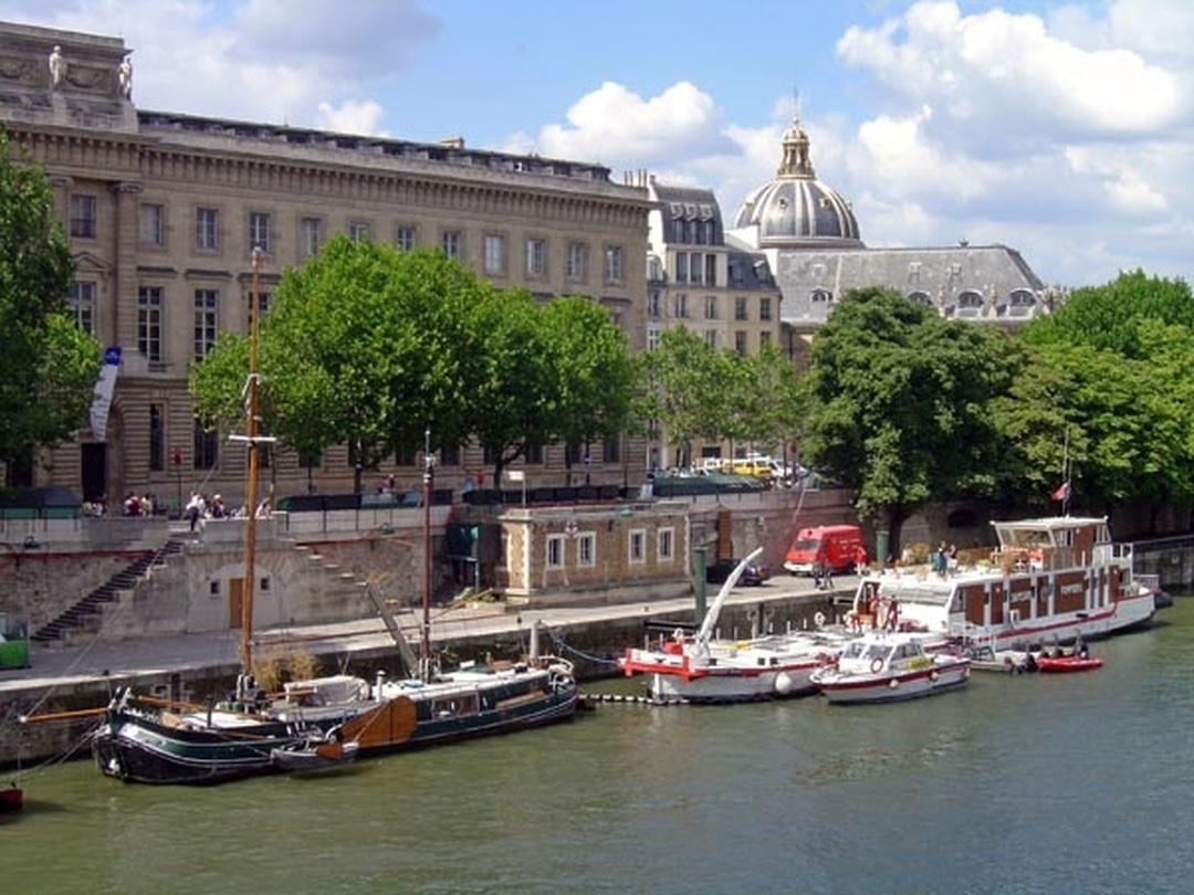 Foto del 5 de febrero de 2016 18:51, Monnaie de Paris, 11 Quai de Conti, 75006 Paris, Francia