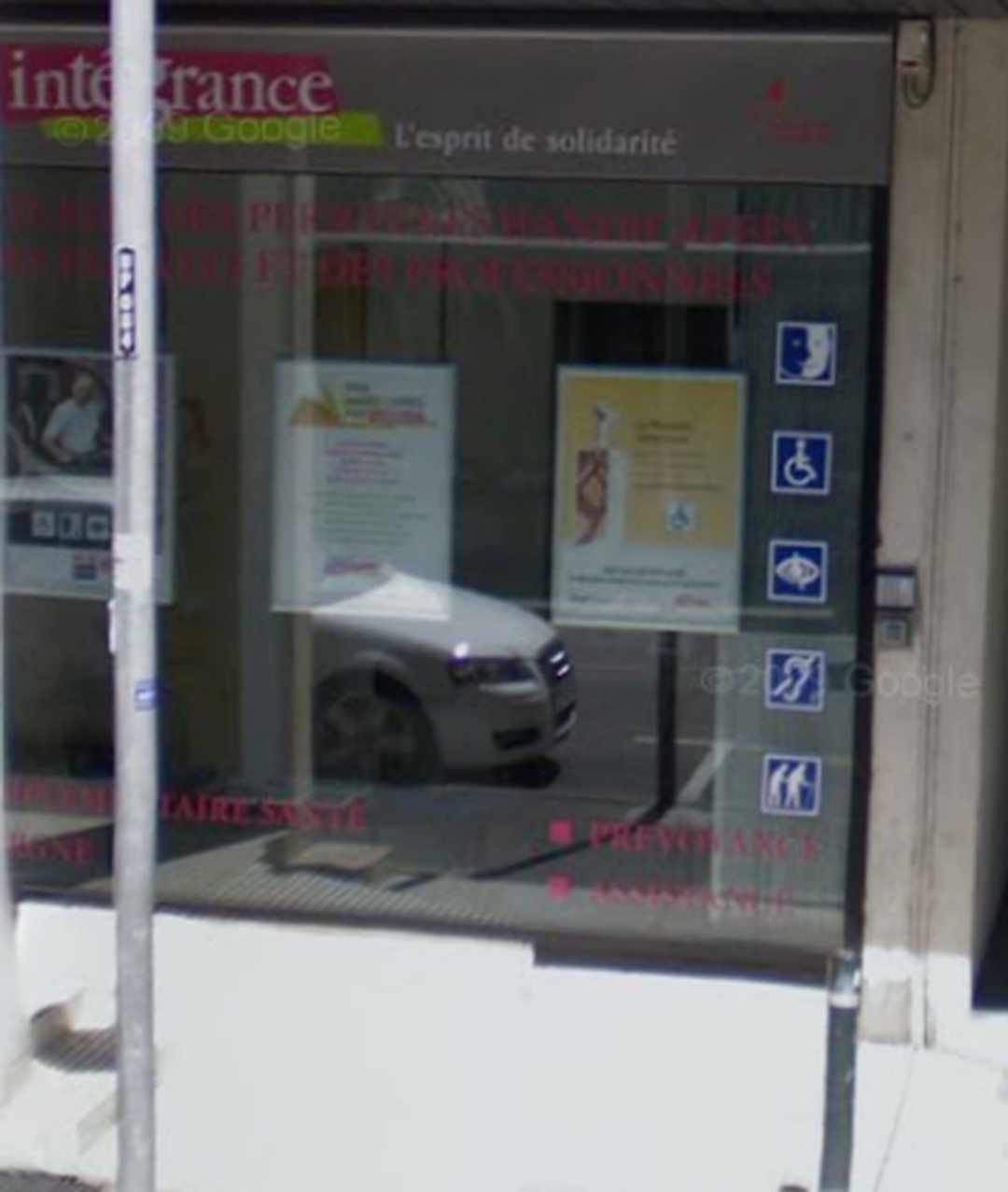 Photo of the February 5, 2016 6:53 PM, Mutuelle Integrance (agence Grenoble), 6 Avenue Jean Perrot, 38000 Grenoble, France