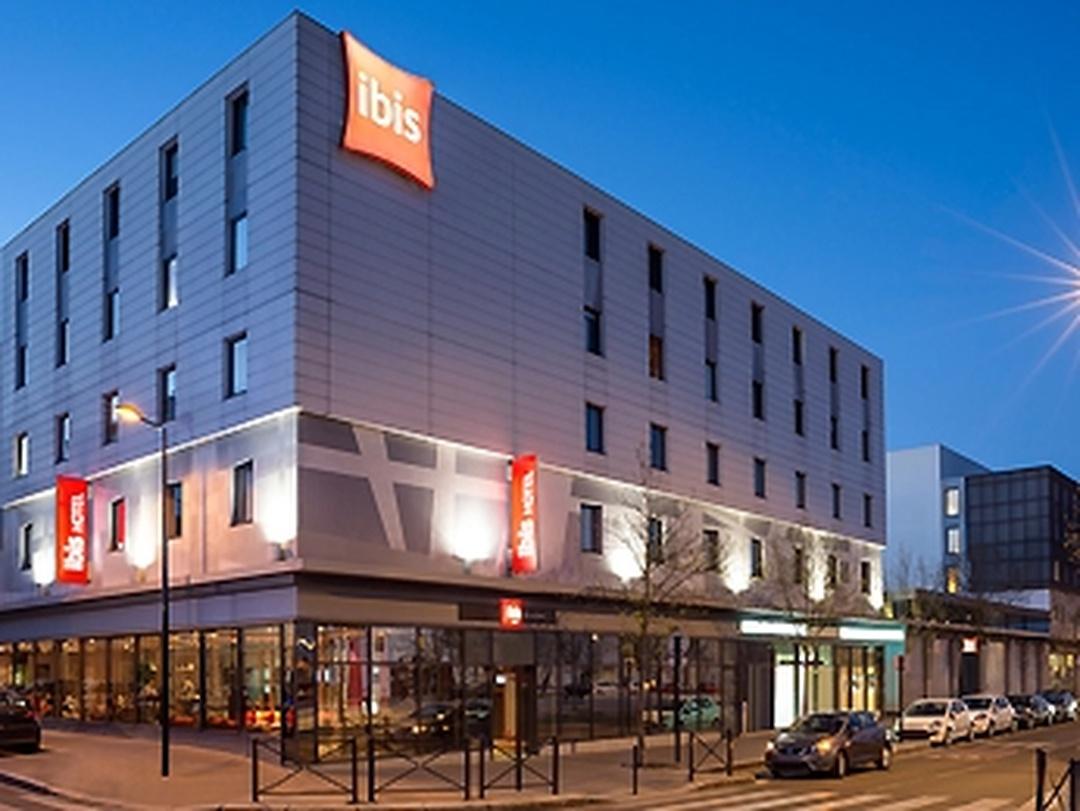 Foto del 5 de febrero de 2016 18:56, Hotel ibis Bordeaux Centre Bastide, 16 Allée Serr, 33100 Bordeaux, Francia
