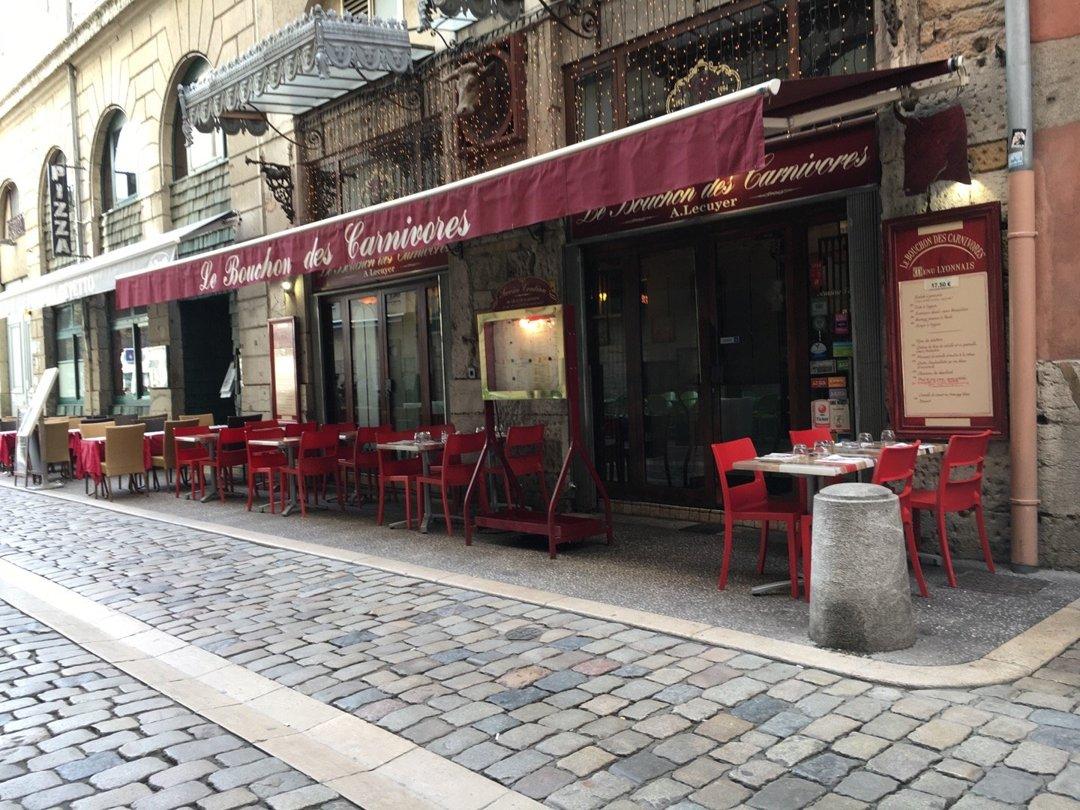 Foto del 18 de octubre de 2016 14:17, Le Bouchon des Carnivores, 8 Rue des Marronniers, 69002 Lyon, Francia