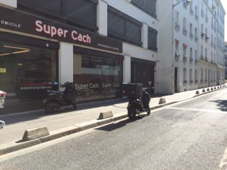 Photo of the August 26, 2016 9:24 AM, Super Cash Neuilly-sur-Seine, 32 Rue des Poissonniers, 92200 Neuilly-sur-Seine, France