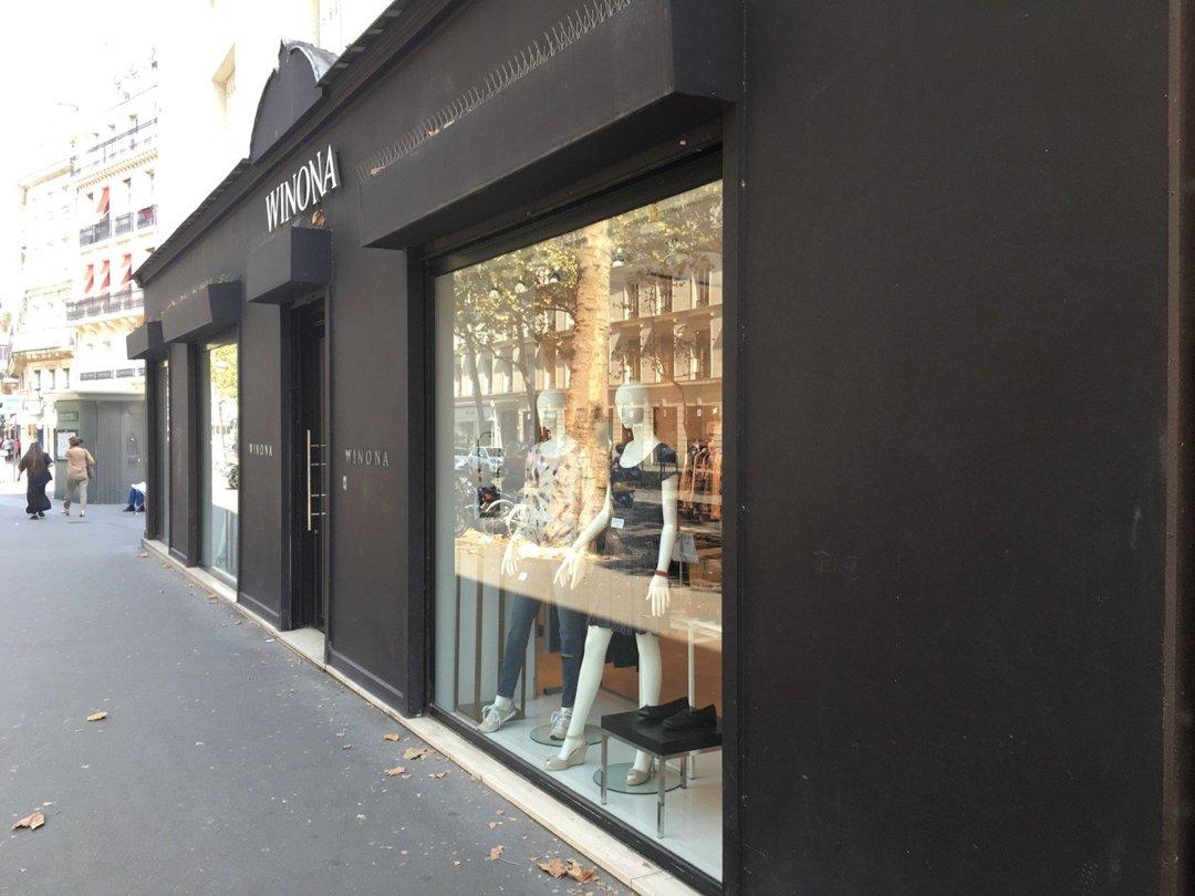 Foto vom 26. August 2016 12:35, winona, 26 Rue Tronchet, 75008 Paris, Frankreich
