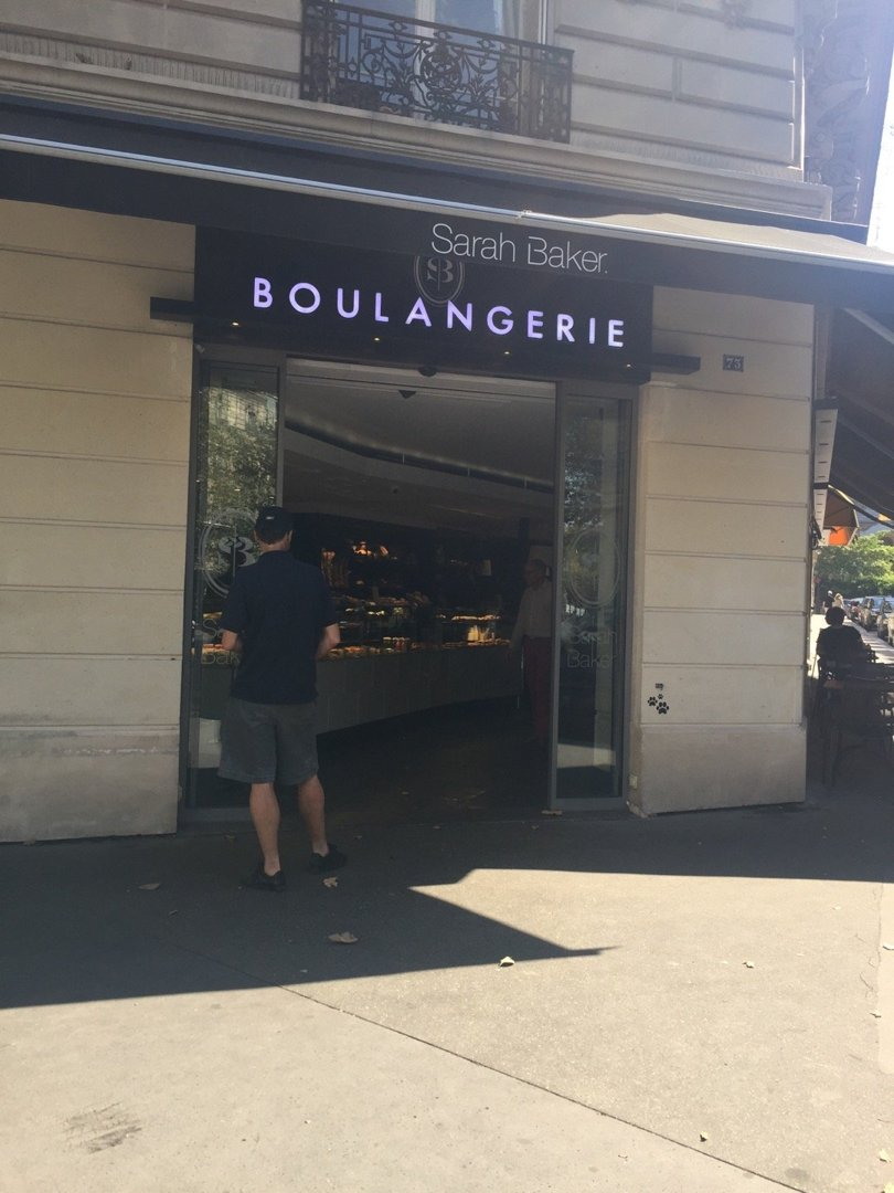 Photo du 26 août 2016 11:54, Saines Saveurs, 73 Boulevard de Courcelles, 75008 Paris, France