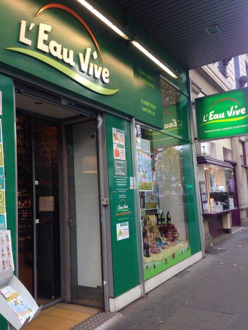 Foto del 18 de octubre de 2016 14:15, L'Eau Vive, 58 Cours Franklin Roosevelt, 69006 Lyon, Francia