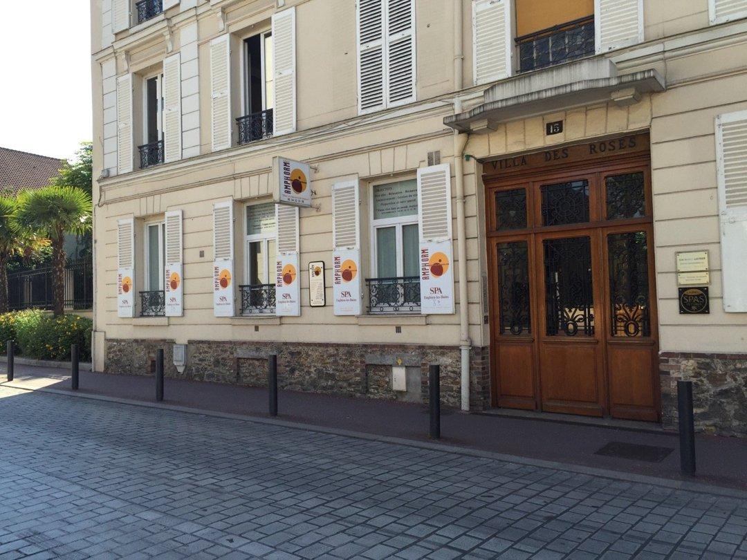 Photo of the July 7, 2016 7:42 AM, Amphorm, 15 Rue de la Libération, 95880 Enghien-les-Bains, France