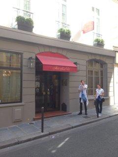 Photo du 9 septembre 2016 12:24, Hôtel Saint-Paul Rive Gauche, 43 Rue Monsieur le Prince, 75006 Paris, France