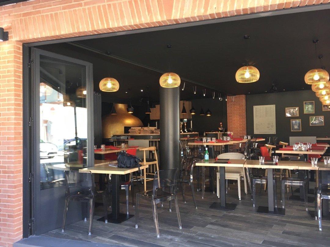 Photo of the September 6, 2016 1:36 PM, Pizza Mongelli Blagnac, Blagnac, 19 Boulevard Jean Rivet, 31700 Blagnac, France